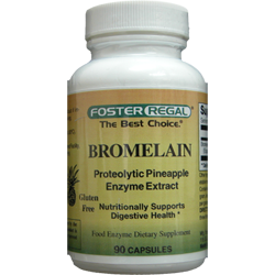 Bromelain Pineapple Enzyme