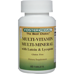 Multivitamin Multimineral with Lutein & Lycopene